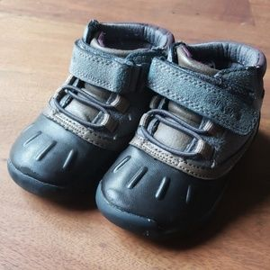 Carter's Every Step Boys Stage 2 Fashion Boot